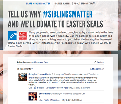 Mass Mutual Easter Seals